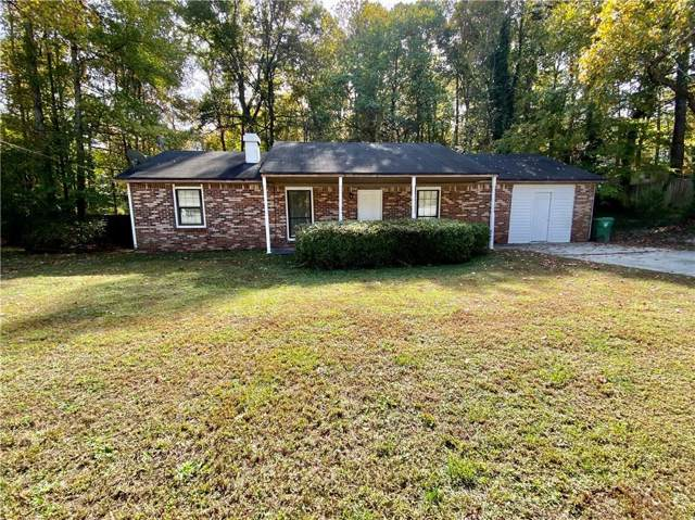 5359 Rocky Pine Drive, Lithonia, GA 30038 (MLS #6647144) :: The Hinsons - Mike Hinson & Harriet Hinson