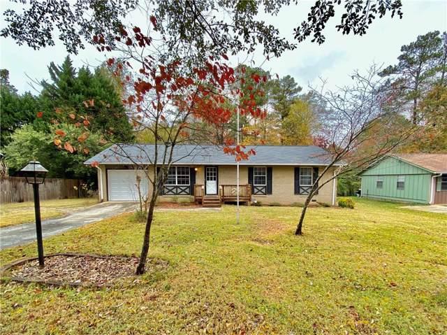 2078 Pair Road SW, Marietta, GA 30008 (MLS #6647145) :: RE/MAX Paramount Properties