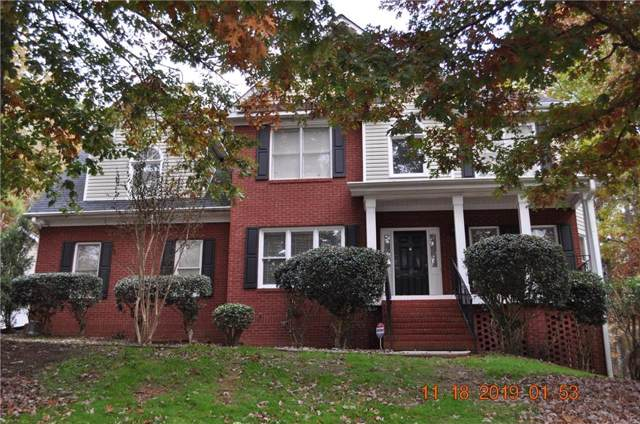 5550 Turnstone Drive SW, Conyers, GA 30094 (MLS #6647148) :: North Atlanta Home Team