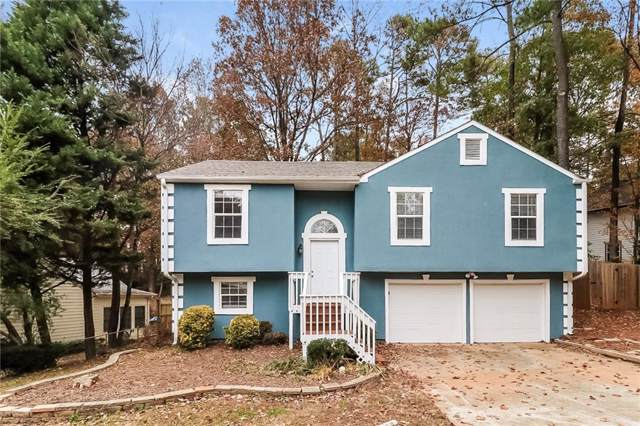 1822 Crescent Hill Drive NW, Acworth, GA 30102 (MLS #6647170) :: Kennesaw Life Real Estate