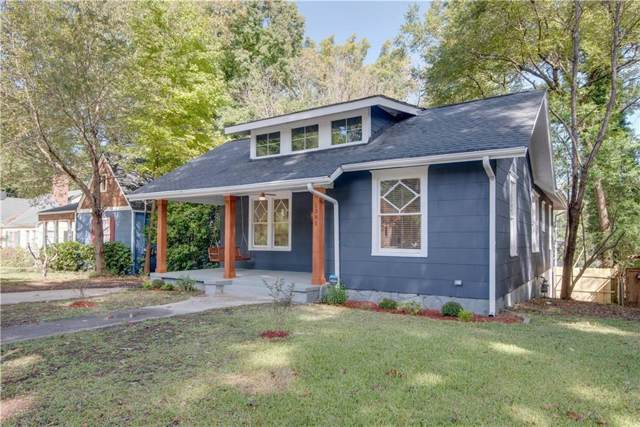 1381 Clermont Avenue, East Point, GA 30344 (MLS #6647175) :: The Realty Queen Team