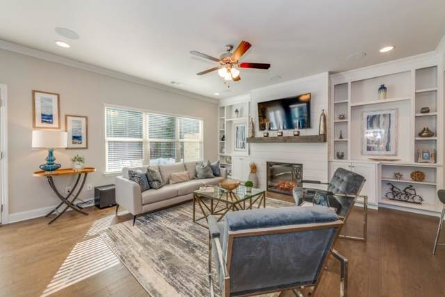 495 Jefferson Chase Street #3303, Atlanta, GA 30354 (MLS #6647212) :: The Heyl Group at Keller Williams