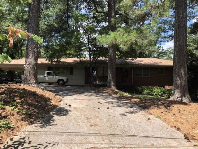 5614 Andrew Drive SW, Mableton, GA 30126 (MLS #6647230) :: The Cowan Connection Team