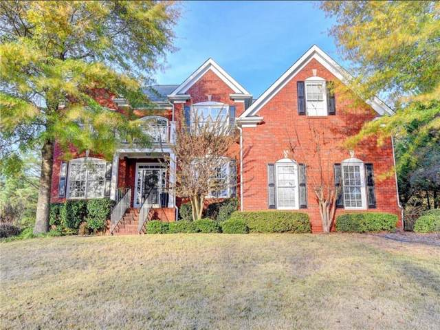 1701 Mulberry Lake Drive, Dacula, GA 30019 (MLS #6647273) :: The Zac Team @ RE/MAX Metro Atlanta