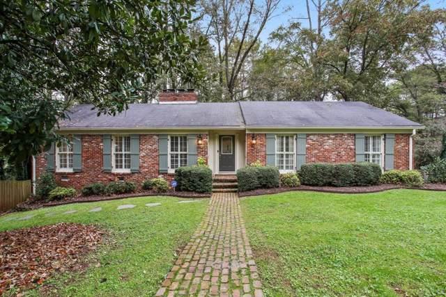 332 Chinquapin Drive, Marietta, GA 30064 (MLS #6647298) :: North Atlanta Home Team