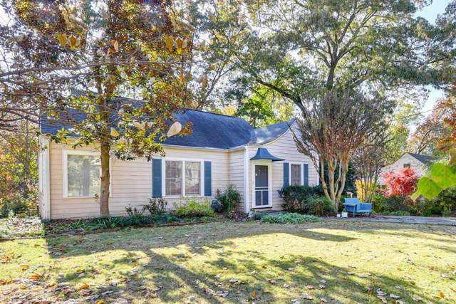208 Woodlawn Avenue, Decatur, GA 30030 (MLS #6647312) :: Kennesaw Life Real Estate