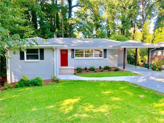 3520 Glensford Drive, Decatur, GA 30032 (MLS #6647314) :: The North Georgia Group