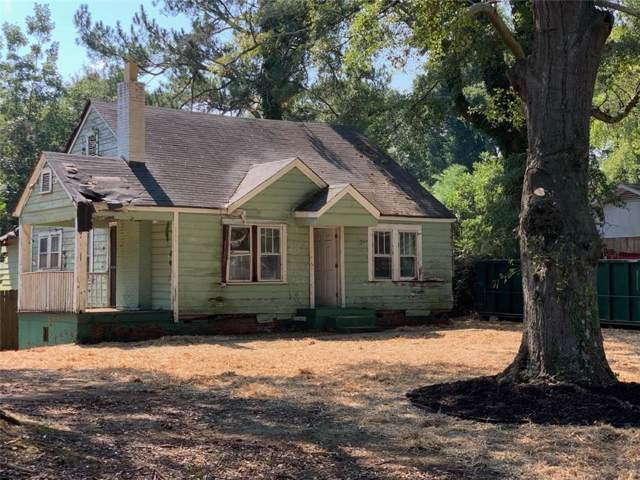 3180 Humphries Drive SE, Atlanta, GA 30354 (MLS #6647322) :: The Heyl Group at Keller Williams