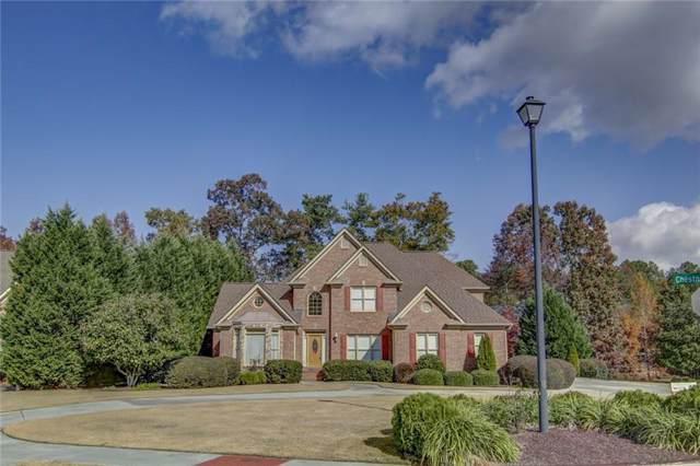 675 Chestnut Walk Place, Grayson, GA 30017 (MLS #6647344) :: Charlie Ballard Real Estate