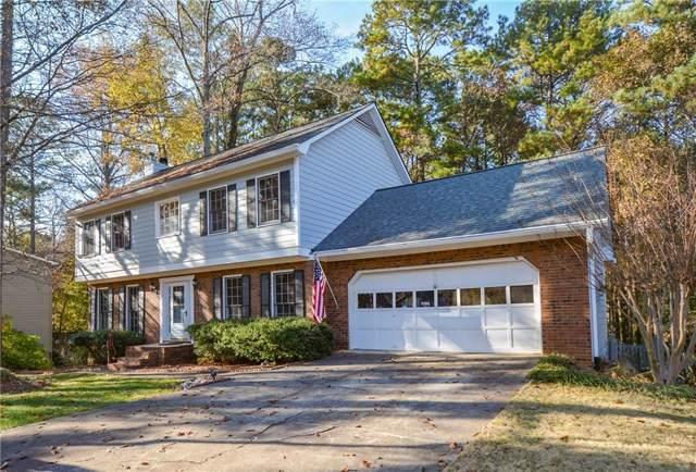 1691 Milford Creek Overlook SW, Marietta, GA 30008 (MLS #6647349) :: Kennesaw Life Real Estate