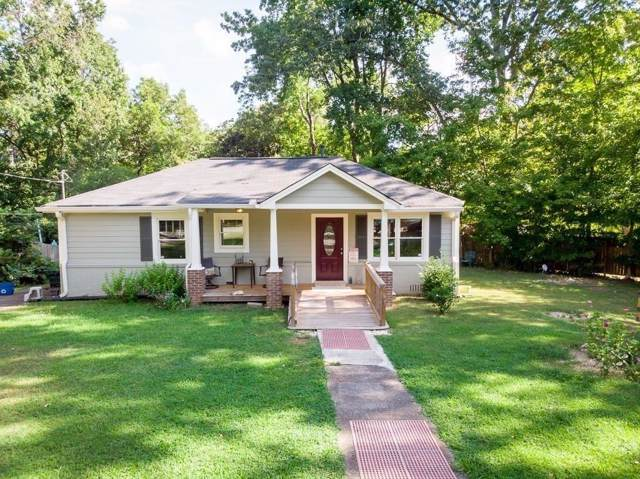 4114 Comanche Drive, Tucker, GA 30084 (MLS #6647354) :: The Heyl Group at Keller Williams