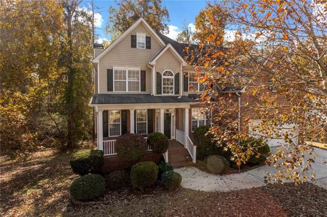 4814 Brown Leaf Drive, Powder Springs, GA 30127 (MLS #6647388) :: Kennesaw Life Real Estate