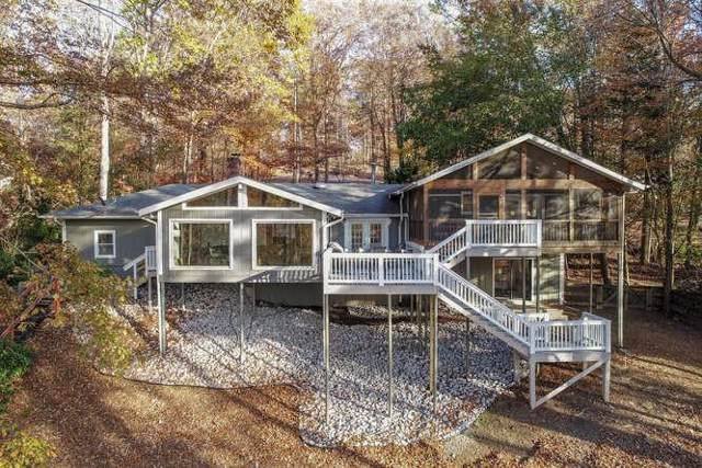 3928 Lake Court, Gainesville, GA 30501 (MLS #6647390) :: Charlie Ballard Real Estate