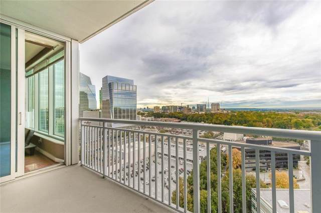 3338 Peachtree Road NE #2101, Atlanta, GA 30326 (MLS #6647396) :: The Zac Team @ RE/MAX Metro Atlanta