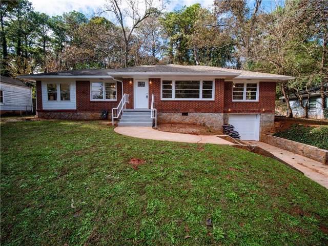 531 Rosemont Drive, Decatur, GA 30032 (MLS #6647398) :: North Atlanta Home Team