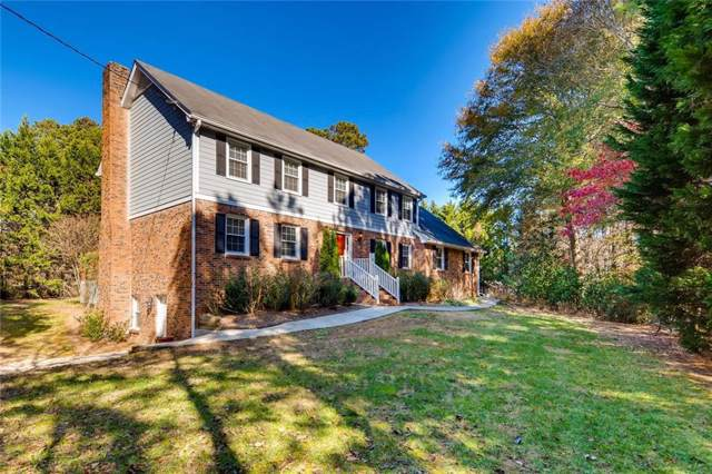 5090 Spalding Drive, Atlanta, GA 30350 (MLS #6647419) :: North Atlanta Home Team