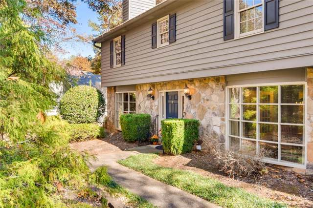 65 Fairway Ridge Drive, Alpharetta, GA 30022 (MLS #6647425) :: Kennesaw Life Real Estate