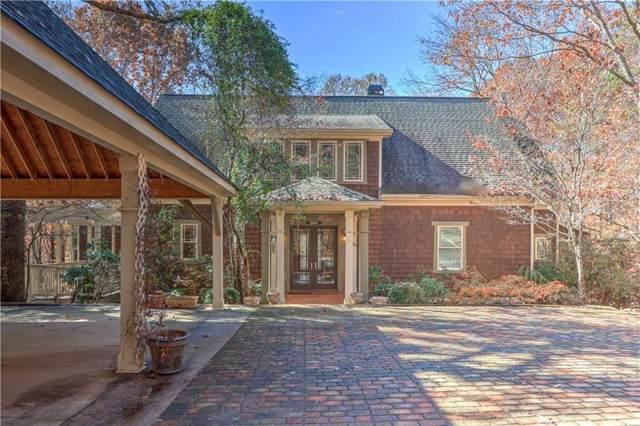 2144 Frank Bruce Road, Dawsonville, GA 30534 (MLS #6647460) :: Charlie Ballard Real Estate