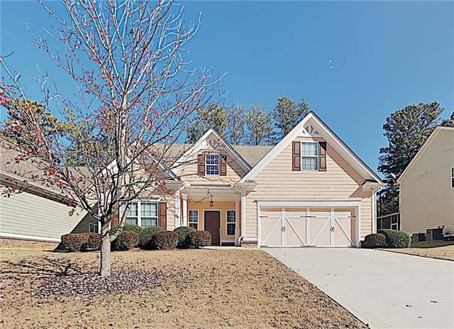 1087 Nathan Mauldin Drive, Lawrenceville, GA 30043 (MLS #6647482) :: The Zac Team @ RE/MAX Metro Atlanta
