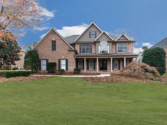 321 Lakebridge Crossing, Canton, GA 30114 (MLS #6647504) :: Path & Post Real Estate