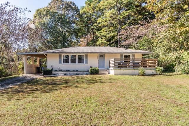 800 Casplan Street SW, Atlanta, GA 30310 (MLS #6647515) :: Charlie Ballard Real Estate