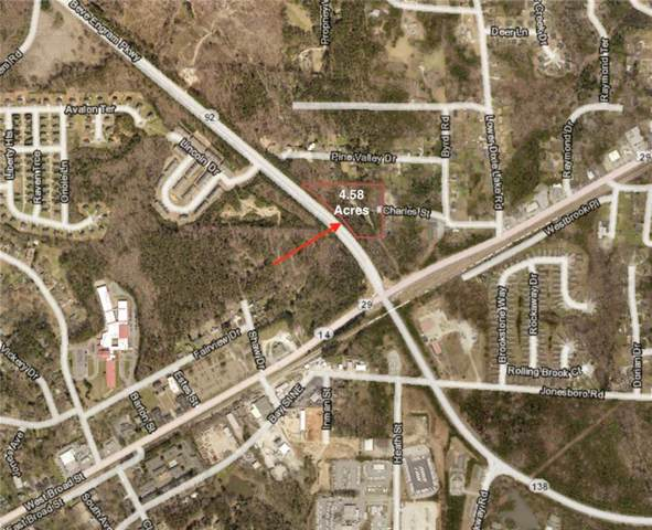 0 Charles Street, Union City, GA 30291 (MLS #6647530) :: The Heyl Group at Keller Williams