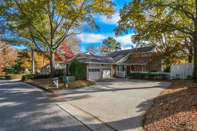 98 Dunwoody Springs Drive, Sandy Springs, GA 30328 (MLS #6647542) :: Kennesaw Life Real Estate