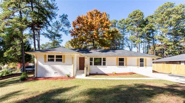 2283 Colleen Court, Decatur, GA 30032 (MLS #6647553) :: Kennesaw Life Real Estate
