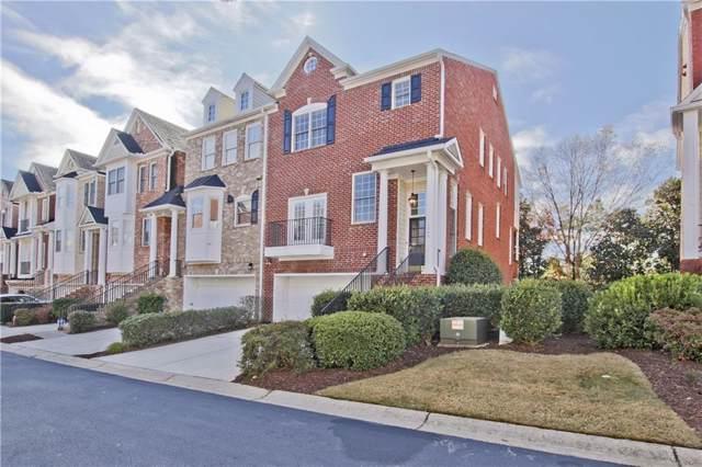 1260 Creekside Terrace SE, Smyrna, GA 30082 (MLS #6647564) :: Kennesaw Life Real Estate