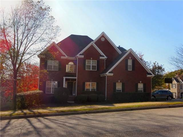 3697 Castle View Court, Suwanee, GA 30024 (MLS #6647570) :: Path & Post Real Estate