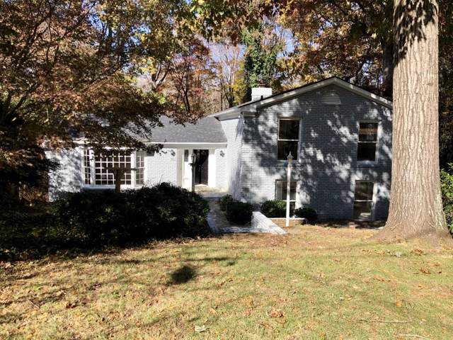 4847 Greenway Road, Norcross, GA 30071 (MLS #6647578) :: Path & Post Real Estate