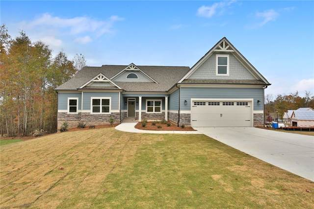 2801 Mason Court, Monroe, GA 30656 (MLS #6647622) :: North Atlanta Home Team