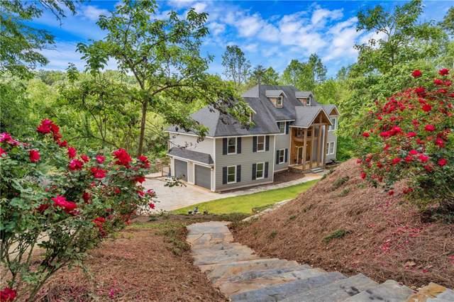 287 Moss Overlook Road, Dawsonville, GA 30534 (MLS #6647634) :: Charlie Ballard Real Estate