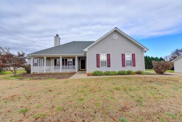 912 Justin Drive, Winder, GA 30680 (MLS #6647665) :: Charlie Ballard Real Estate