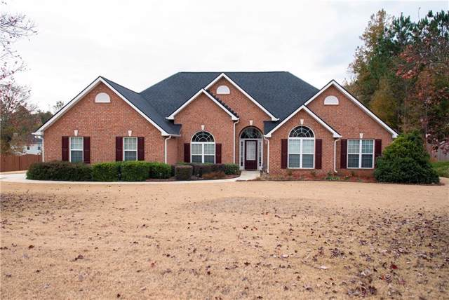 317 Plantation Drive, Jefferson, GA 30549 (MLS #6647672) :: Charlie Ballard Real Estate