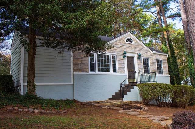 2463 Jefferson Terrace, East Point, GA 30344 (MLS #6647706) :: The Cowan Connection Team