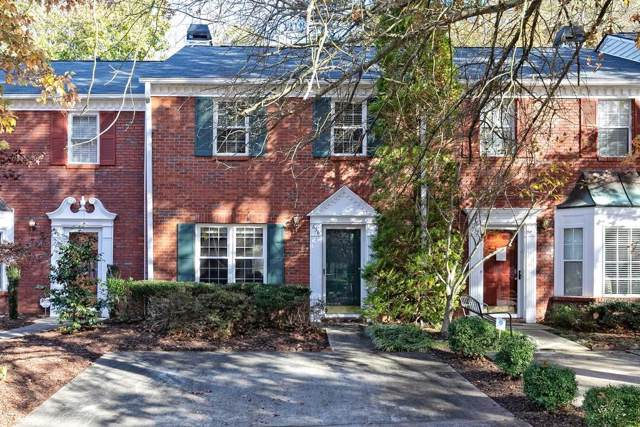 656 Anderson Walk, Marietta, GA 30062 (MLS #6647709) :: Kennesaw Life Real Estate