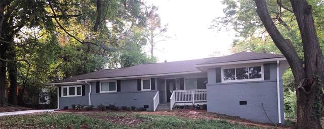 194 Cromwell Road, Atlanta, GA 30328 (MLS #6647757) :: Kennesaw Life Real Estate