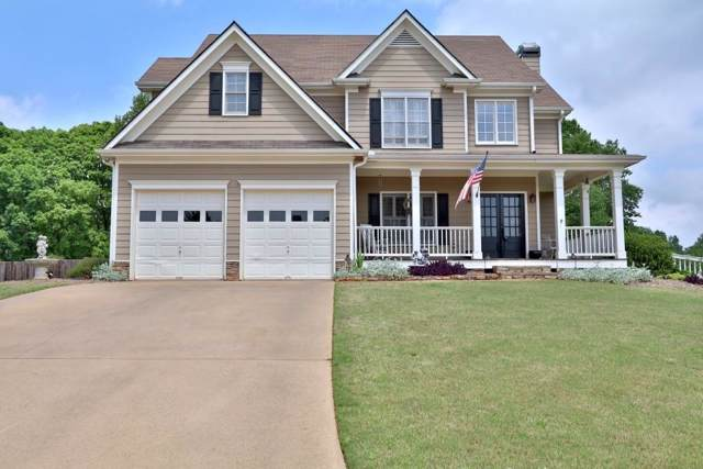 8610 Woodland View Drive, Gainesville, GA 30506 (MLS #6647775) :: Kennesaw Life Real Estate