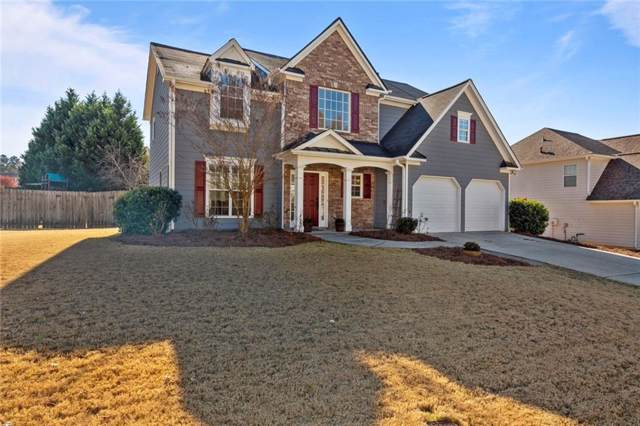 1404 Belfaire Lake Trail, Dacula, GA 30019 (MLS #6647783) :: Kennesaw Life Real Estate