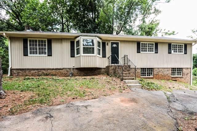 605 Elain Circle, Marietta, GA 30066 (MLS #6647795) :: Kennesaw Life Real Estate