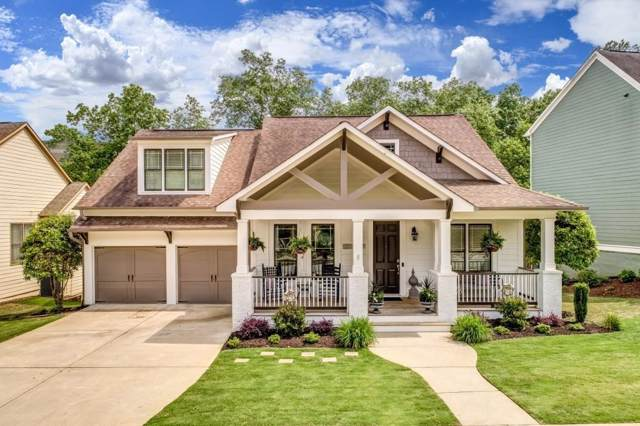 114 Laurel Street, Canton, GA 30114 (MLS #6647828) :: Kennesaw Life Real Estate