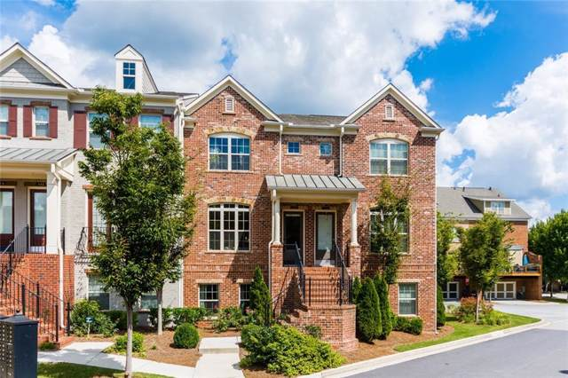 229 Alderwood Point, Sandy Springs, GA 30328 (MLS #6647864) :: North Atlanta Home Team