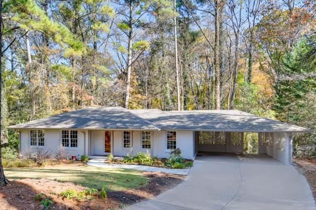 2501 Willow Wood Court NE, Atlanta, GA 30345 (MLS #6647866) :: RE/MAX Paramount Properties