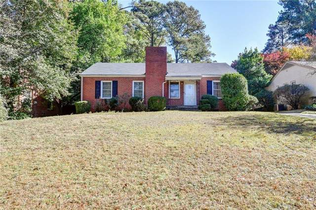 2345 Armand Road NE, Atlanta, GA 30324 (MLS #6647883) :: North Atlanta Home Team