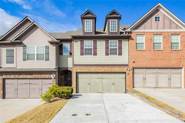 2302 Oakton Place SE, Smyrna, GA 30082 (MLS #6647889) :: North Atlanta Home Team