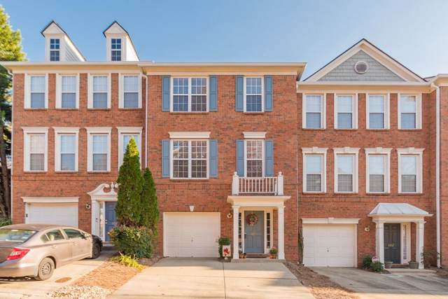 6300 Views Trace, Peachtree Corners, GA 30092 (MLS #6647906) :: Rock River Realty