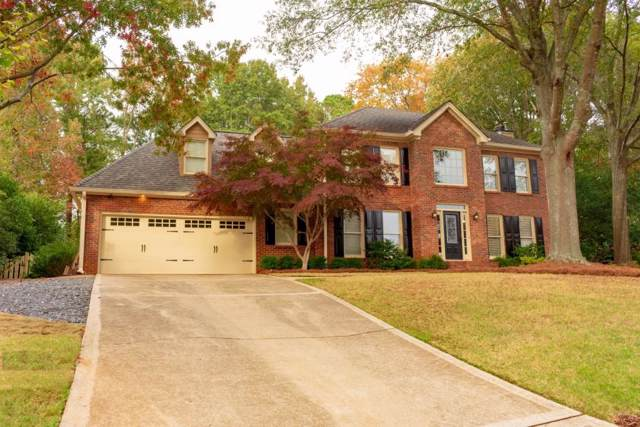 310 Bent Grass Drive, Roswell, GA 30076 (MLS #6647907) :: Charlie Ballard Real Estate
