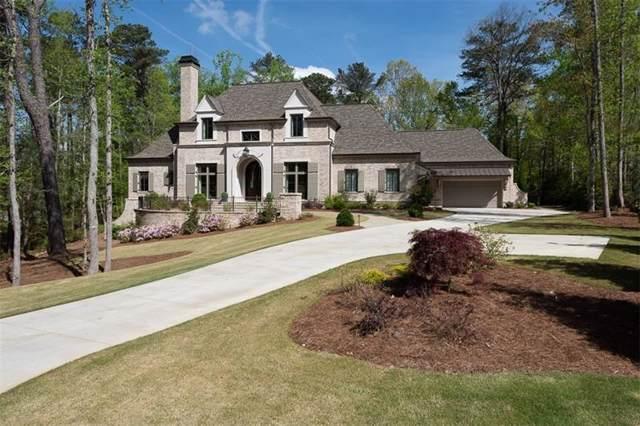 3760 N Berkeley Lake Road NW, Berkeley Lake, GA 30096 (MLS #6647919) :: North Atlanta Home Team