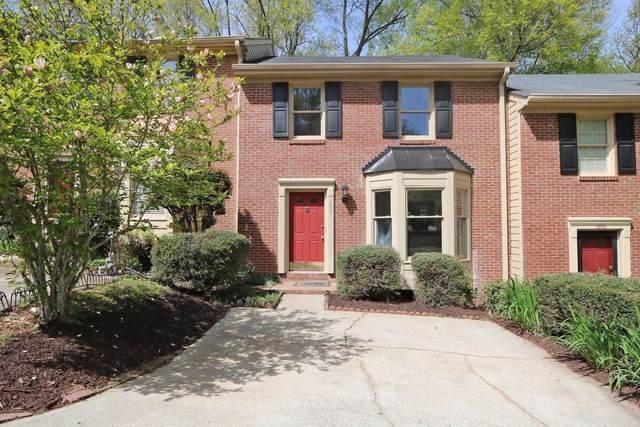 1261 Whitlock Ridge Drive, Marietta, GA 30064 (MLS #6647921) :: Kennesaw Life Real Estate